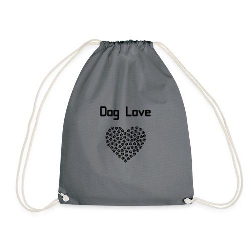 Dog love - Worek gimnastyczny