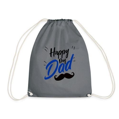 Happy day Dad Feliz dia del padre - Mochila saco