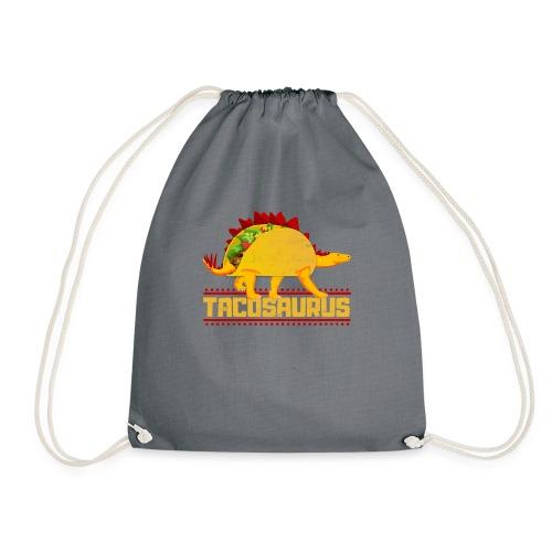 Tacosaurus - Turnbeutel