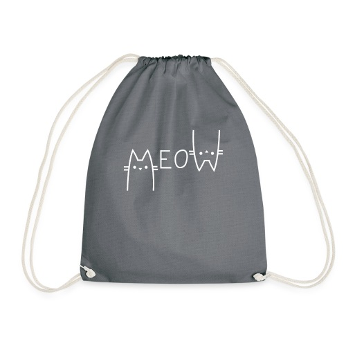 MeoW - Turnbeutel