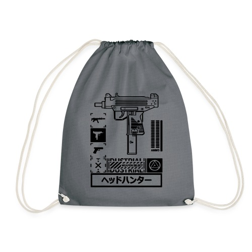 weapon black - Mochila saco