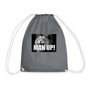 Man up - Gymbag