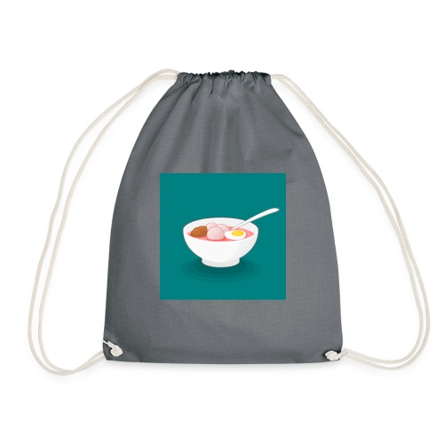 Bowl de fideos - Mochila saco