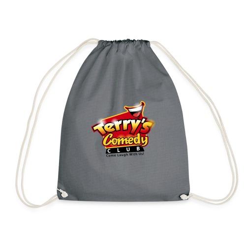 Terry's Comedy Club Souvenir - Drawstring Bag