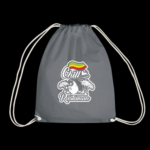 artfull dodger Chill Rastaman White version - Sac de sport léger