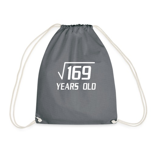 169 years old - Turnbeutel
