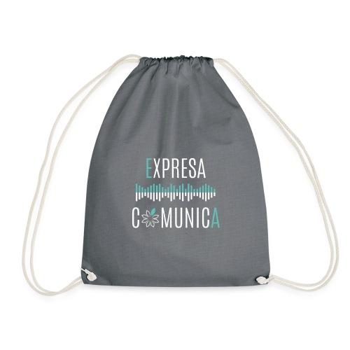 Express yourself - Mochila saco