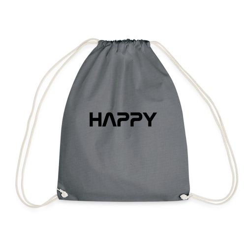 Happy - Turnbeutel