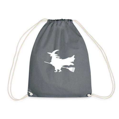 bruja blanca - Mochila saco