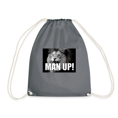 Man up - Gymbag
