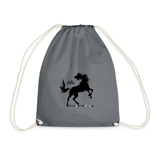 stallion - Drawstring Bag
