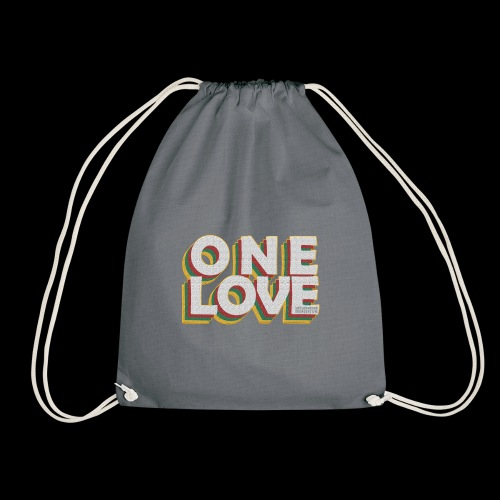 ONE LOVE - Turnbeutel