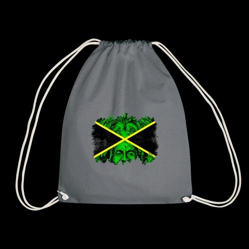 LION BOB JAMAICA - Turnbeutel