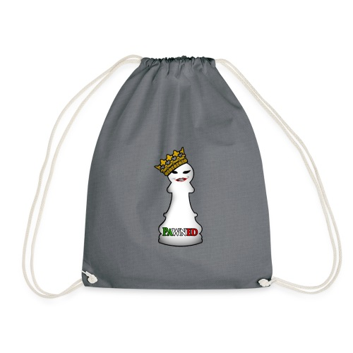 Pawned - Drawstring Bag