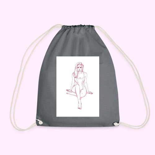 Watch Out - Drawstring Bag