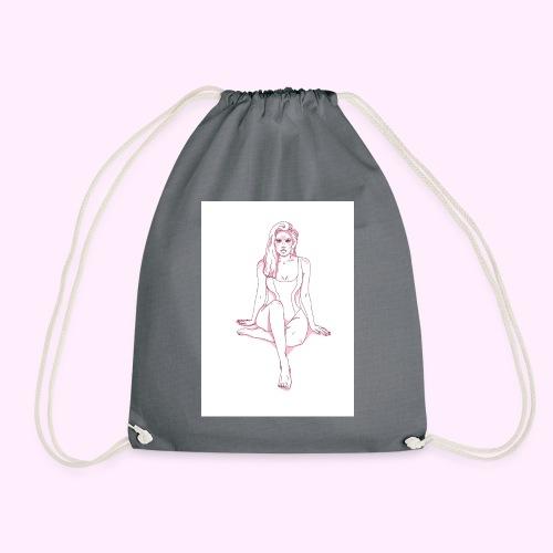 Watch Out - Drawstring Bag