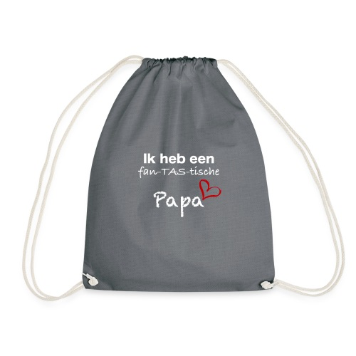 Ik heb een fantastische papa - Gymtas