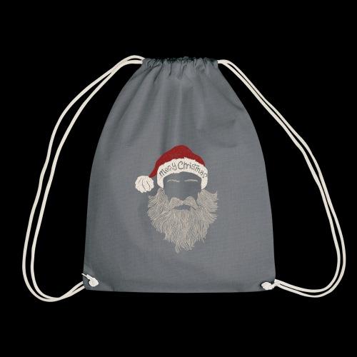 Christmas Santa - Turnbeutel