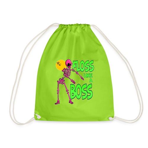 Floss like a Boss - Turnbeutel