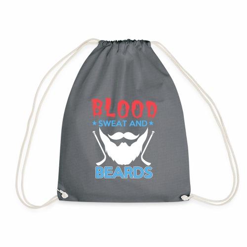 Blood Sweat And Beards - Drawstring Bag