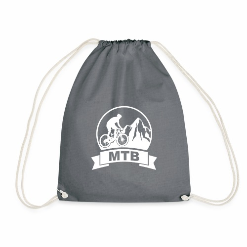 Mountainbike - Transalp - white - Turnbeutel
