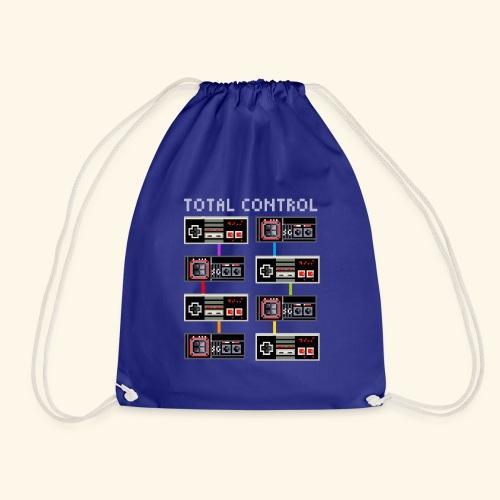 TOTAL CONTROL - Sacca sportiva