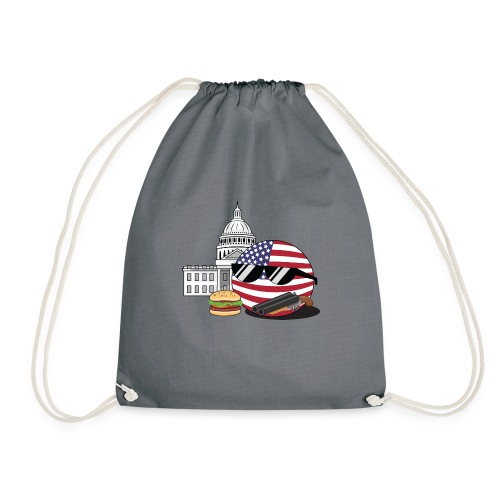 UnitedStatesBall - Drawstring Bag