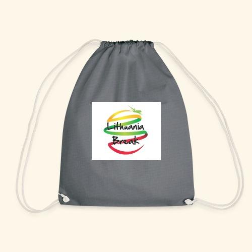 Lithuania Break - Drawstring Bag