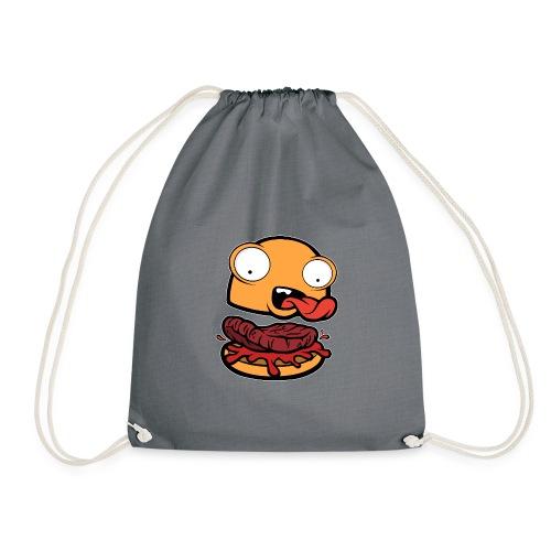Crazy Burger - Mochila saco