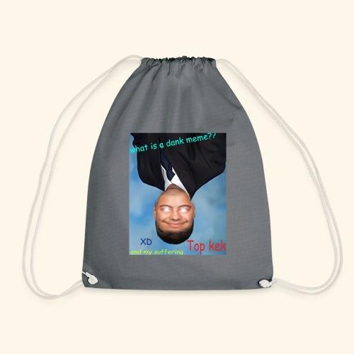 what is meme - Drawstring Bag