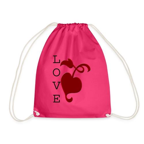 Love Grows - Drawstring Bag