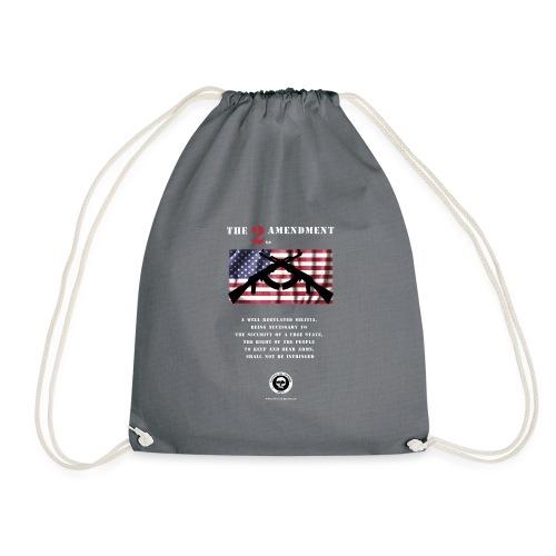 2nd Amendment - Drawstring Bag