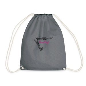 Down Dog Yoga - Drawstring Bag