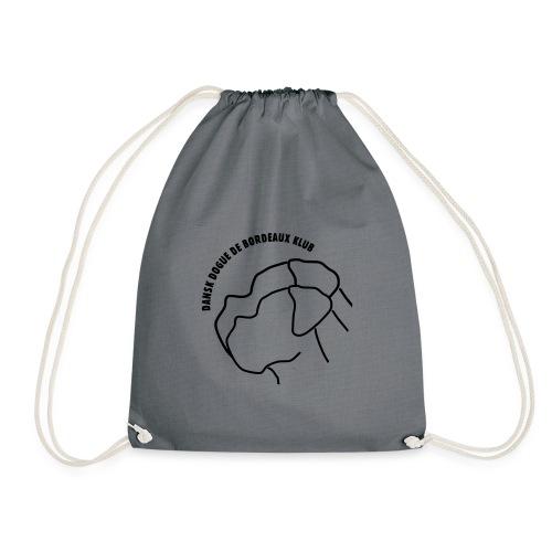 DDDBK logo - Sportstaske