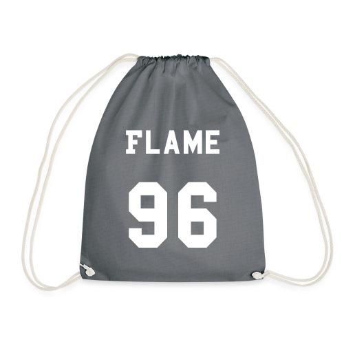 maglietta_flame_96 - Sacca sportiva