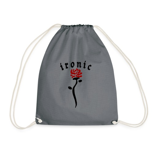 Ironic Rose - Sportstaske