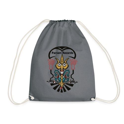 Parvati Records Trishula by Monica Garone - Drawstring Bag