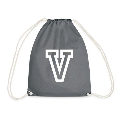 V for Vegan - Turnbeutel