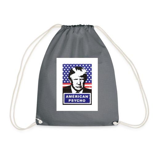 trump - Drawstring Bag