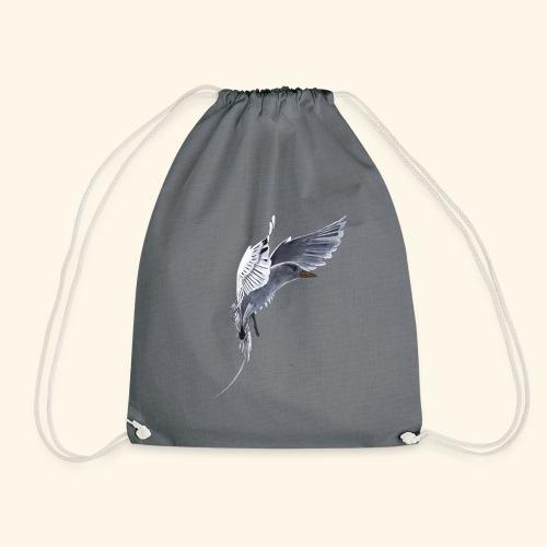 Weißschwanz Tropenvogel - Turnbeutel
