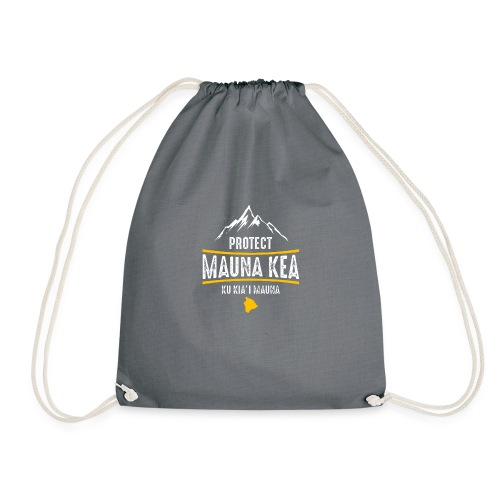 Mauna Kea - Drawstring Bag