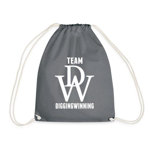 Team DiggingWinning - Drawstring Bag