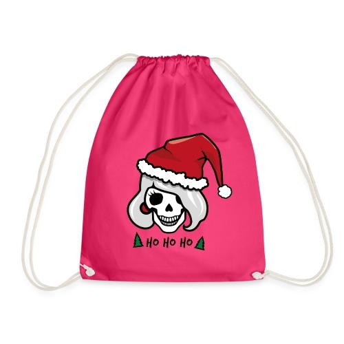 Rockabilly Weihnachten - Turnbeutel