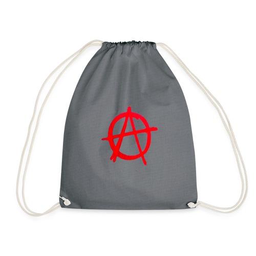 Anarchy Graffiti - Drawstring Bag