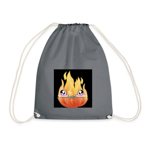 FireDotLess Original logo - Drawstring Bag