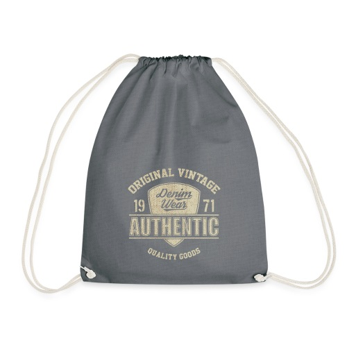 Authentic - Sacca sportiva