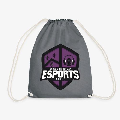 DUES Logo (V2.0) - Drawstring Bag