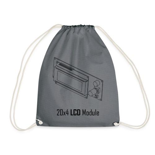 20x4 LCD Module - Drawstring Bag