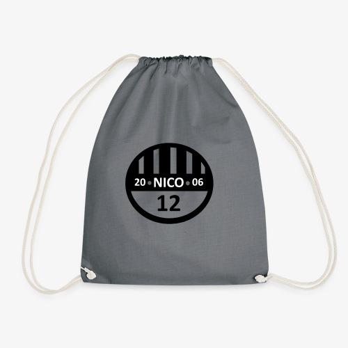 Nico Logo - Turnbeutel