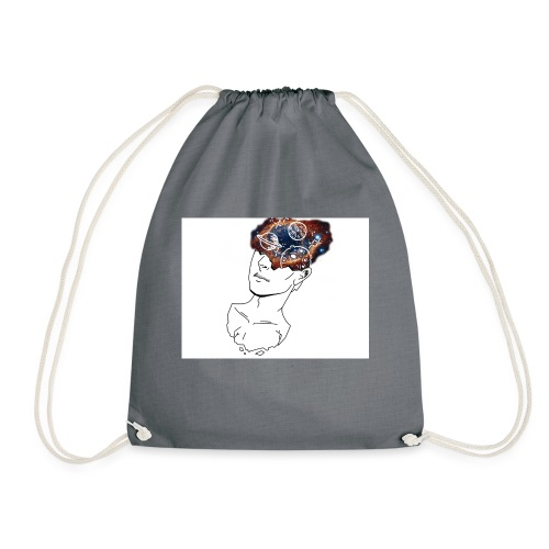 Mind Blown Out Of This World - Drawstring Bag